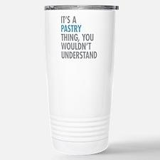 Pastry Thing Travel Mug