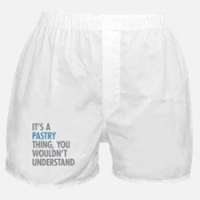 Pastry Thing Boxer Shorts