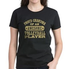Volleyball Grandma Tee