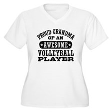 Volleyball Grandm T-Shirt