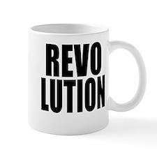 One Word Revolution Mug