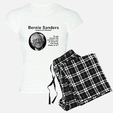 Sanders: Job Pajamas