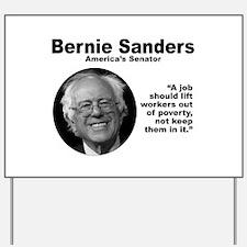 Sanders: Job Yard Sign