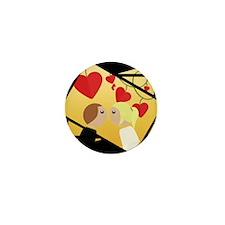 The Kiss Mini Button (10 pack)