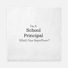 School Principal Queen Duvet