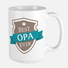 Best Opa Ever Mug