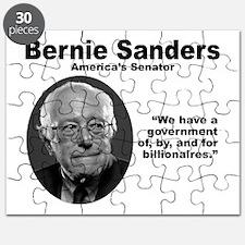 Sanders: Gov Puzzle