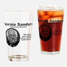Sanders: Gov Drinking Glass