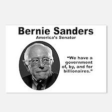 Sanders: Gov Postcards (Package of 8)