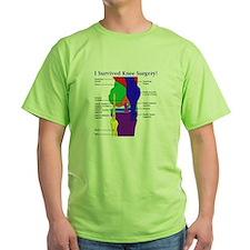 Knee Surgery Gift 12 T-Shirt