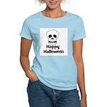 Happy Halloween (skull) Women's Light T-Shirt