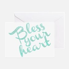 Southern quotes Greeting Card