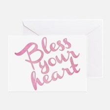 Funny Bless Greeting Card