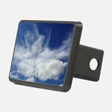 Jesus in Clouds Hitch Cover
