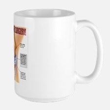 Knee Surgery Gift 1 Mug