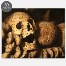 Laughing Skull Puzzle