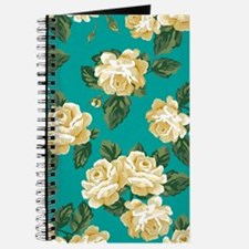 Unique Turquoise wedding Journal