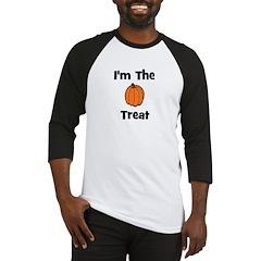 I'm The Treat (pumpkin) Baseball Jersey