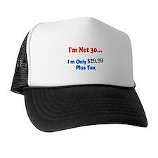 Cute Birthday saying Trucker Hat
