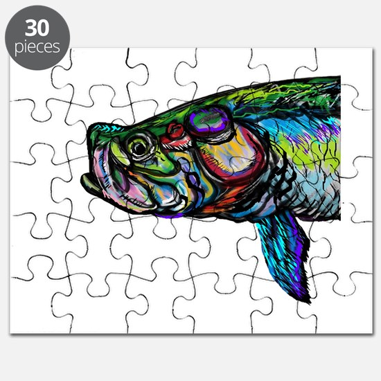 SILVER KING Puzzle