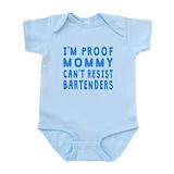 Baby bartenders Bodysuits