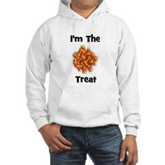 I'm The Treat (candy corn) Hoodie