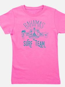 Bahamas Surf Team Girl's Tee