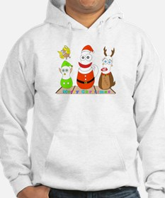 micchiee / bowling pin family / Hoodie