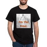I'm The Treat (ghost) Dark T-Shirt