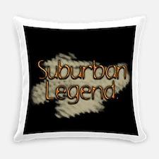 Suburban Legend Everyday Pillow