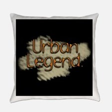Urban Legend Everyday Pillow