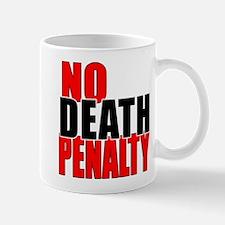 No Death Penalty Mug