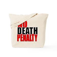 No Death Penalty Tote Bag