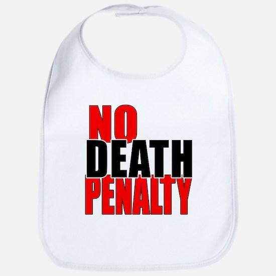No Death Penalty Bib