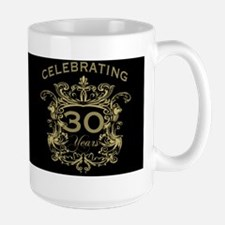 30th Wedding Anniversary Mugs