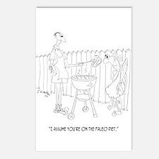 Diet Cartoon 9272 Postcards (Package of 8)