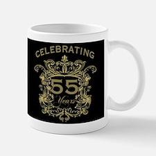 55th Wedding Anniversary Mugs