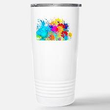 Splat Cluster Travel Mug