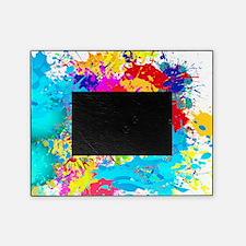 Splat Cluster Picture Frame
