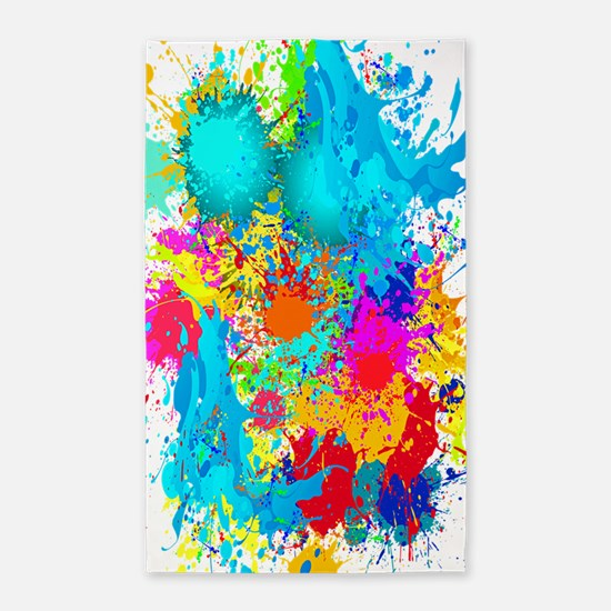 Splat Vertical Area Rug