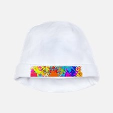 Splat Vertical baby hat