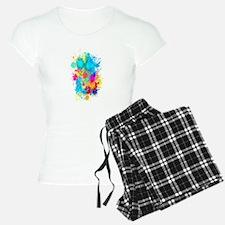 Splat Vertical Pajamas
