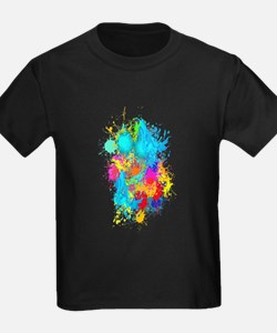 Splat Vertical T-Shirt