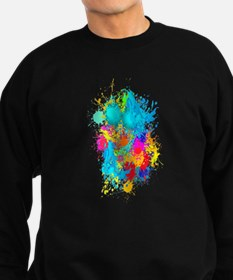 Splat Vertical Sweatshirt (dark)