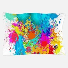 Splat Vertical Pillow Case