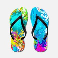 Splat Vertical Flip Flops