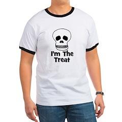 I'm The Treat (skull) T