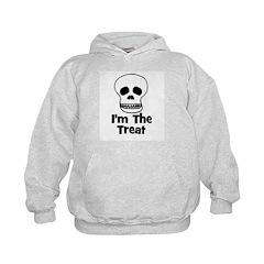 I'm The Treat (skull) Hoodie