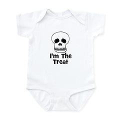 I'm The Treat (skull) Infant Bodysuit