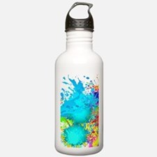 Splat Cluster Water Bottle